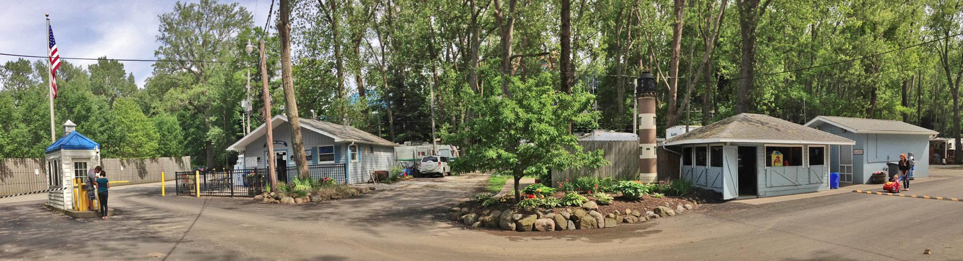 Sara's Campground :: Family Camping on Lake Erie, Pennsylvania